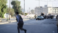 Kerkükte sokak çatışmaları tekrar başladı