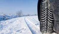 """Sürücülere """"kış hazırlığı"""" uyarısı"""