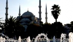 Sultanahmet Camisi sökülen minaresine kavuştu
