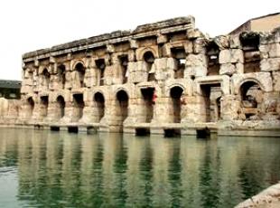 """2 bin yıllık şifa kaynağı """"Kral Kızı"""" turizme kazandırılıyor"""