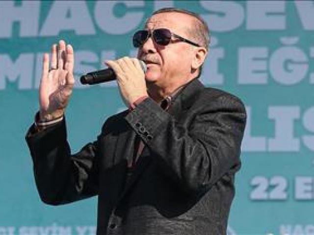 Cumhurbaşkanı Erdoğan: El Baba da ineceğiz
