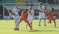 Bursaspor Alanyadan 3 puanla döndü