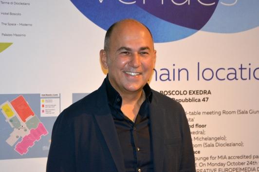 Özpetek yeni filmini İtalyada tanıttı