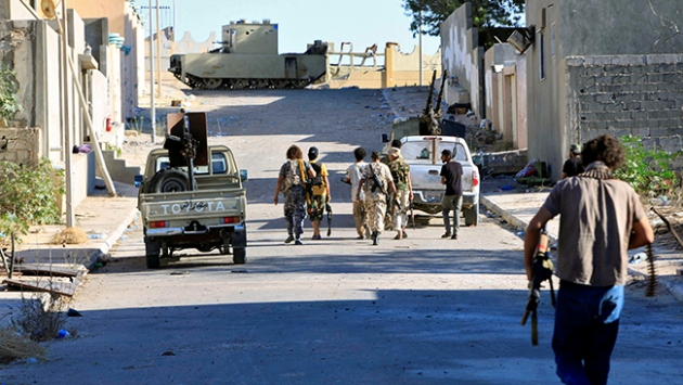 """Libyada DEAŞın """"son kalesi"""" düştü"""