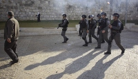 Filistinden İsraile girişler Simhat Tora nedeniyle kapatıldı