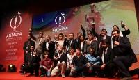 Antalya Film Platformu ve Yaratıcı Ödüller ödülleri sahiplerini buldu