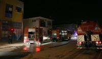 Ankarada yangın