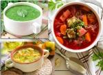 Antibiyotik niyetine kış çorbaları