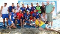 Plaj futbolunda şampiyon Seferihisar Cittaslow