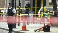Londrada benzin şüphelisi gözaltına alındı