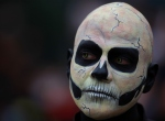 Meksikada Ölülerin Günü festivali