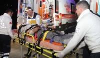 Tekirdağda trafik kazası: 1 ölü, 2 yaralı