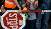 Avrupadaki sığınmacı krizi