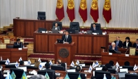 Kırgızistanda koalisyon hükümetinde çatlak
