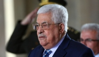 Filistin Devlet Başkanı Abbas Ankarada
