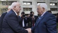 Filistin Devlet Başkanı Abbas Mecliste