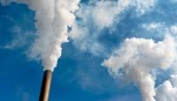 Karbondioksit seviyesi rekor kırdı