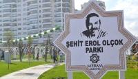 Demokrasi şehidi Olçokun ismi parkta yaşatılacak