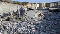İdlib ve Halepte hava saldırıları: 8 ölü