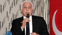 Saadet Partisi Genel Başkanı Kamalak görevini bırakıyor