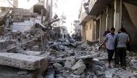 Fransadan Suriye için insanlık suçu şikayeti başvurusu