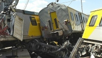 G. Afrikada tren kazası: 1 ölü, 100den fazla yaralı