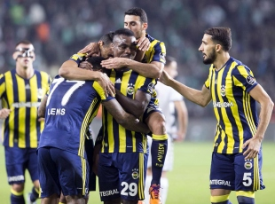 Atiker Konyaspor-Fenerbahçe