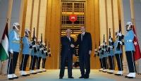 Erdoğan-Abbas görüşmesi 1 saat 45 dakika sürdü