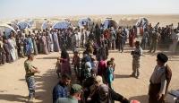 Çatışmalardan kaçan kişi sayısı 7 bini aştı