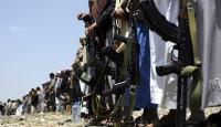 Yemende Husiler, 921 sivili alıkoydu