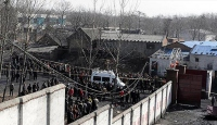 Çindeki patlamada ölü sayısı 10a yükseldi