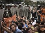 Venezuelada Maduro karşıtı gösteri