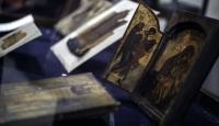 Mısırda kaçakçıların elinde yakalanan tarihi eserler sergileniyor