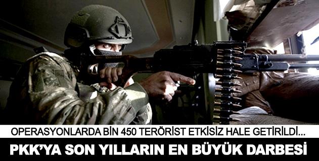 PKKya son yılların en büyük darbesi