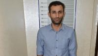 Mersinde yakalanan terörist Kobanide eğitilmiş