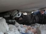 Halepte yerleşim yeri bombalandı