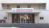 Çorlu Asker Hastanesi tescilleniyor