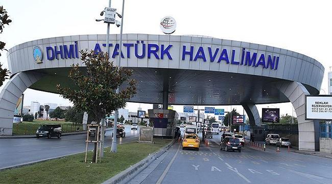 Atatürk Havalimanındaki sistem arızası giderildi