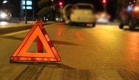 Otomobil devrildi: 2 ölü, 3 yaralı