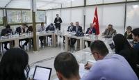 Başbakan Yıldırım, Başbakanlık muhabirleriyle buluştu