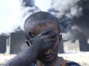 Musulda petrol yangınları