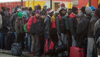 Jungle sığınmacı kampından iki günde 4 bin kişi tahliye edildi