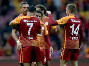 Galatasaray - Dersimspor