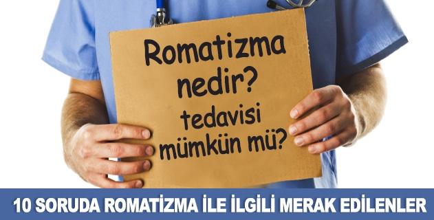 Romatizma nedir, tedavisi mümkün mü?