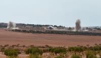 Esed muhaliflere varil bombasıyla saldırdı
