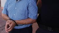FETÖnün sözde Amasya koordinatörü tutuklandı