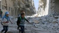 Rusya ve Suriyeden insani mola için tahliye şartı