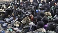 Güney Sudanda 145 çocuk serbest bırakıldı