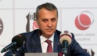Beşiktaşta yapılanma sürecek