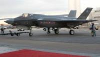 F-35in montajına ABDde başlandı